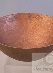 kerajinan tembaga bowl 1