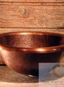 kerajinan tembaga bowl 3