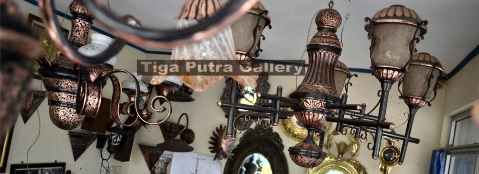 Lampu Gantung Tembaga Ready Stock Di Gallery Tiga Putra