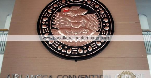Logo Tembaga Unair