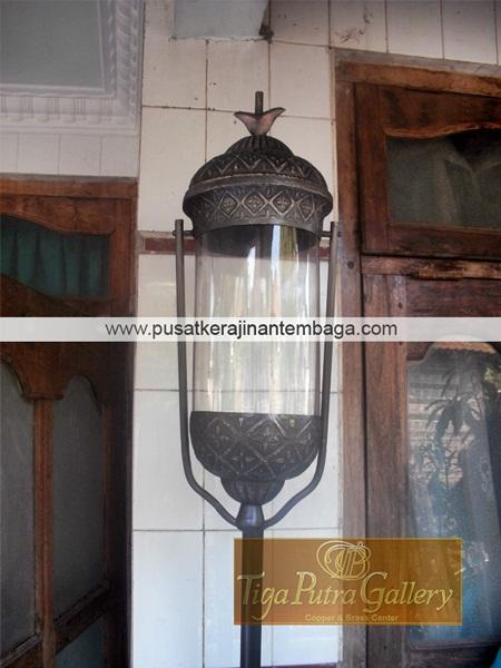 lampu kuningan