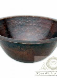 kerajinan tembaga bowl 4