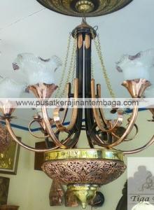 lampu gantung masjid 8