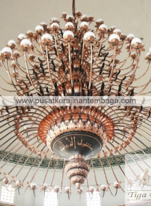 lampu robyong masjid 7
