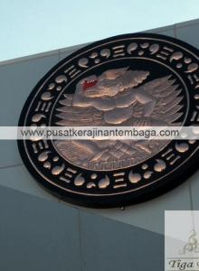 Logo Tembaga Unair 2
