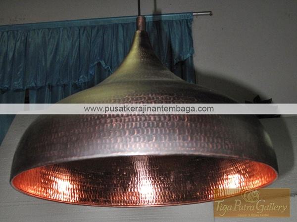 lampu tembaga