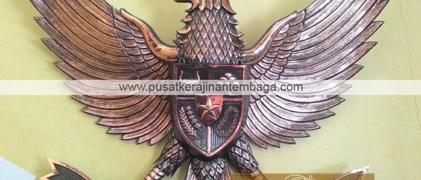 Lambang Burung garuda tembaga