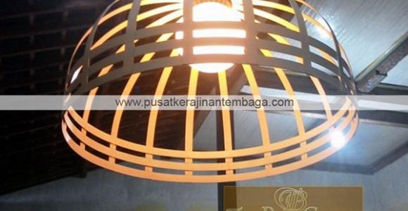 lampu gantung restoran