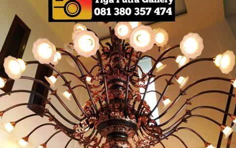lampu gantung masjid