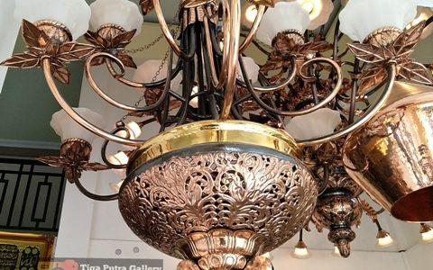 lampu gantung musholla
