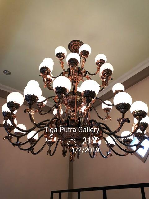 Lampu gantung Joglo