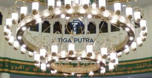 Jual Lampu Masjid Nabawi Terlengkap dan Murah